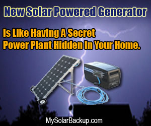 Solutions from Science Solar Power Plant