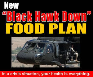 Additional survival food plans