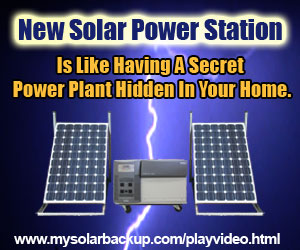 New Solar Power Station