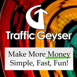 free traffic with traffic geyser