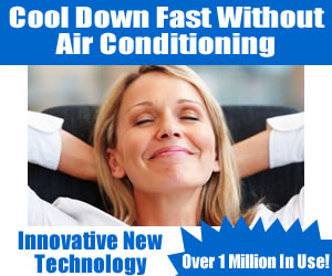 Cool Down without Air Conditioning