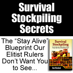 Relive the old art of canning of Survival Stockpiling Secrets